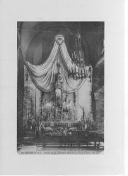 Intérieur chapelle rue Douer Bayonne