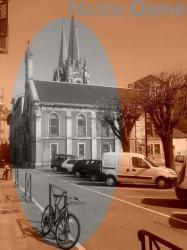 Façade ancienne chapelle