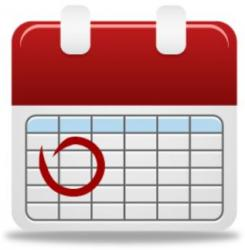 Calendrier de l'année, vacances, jours fériés, cliquez ici.
