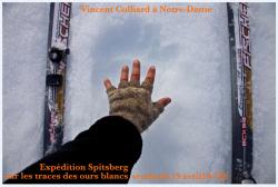 Vincent Colliard à Notre-Dame à Bayonne