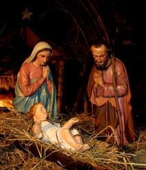 Création de la crèche de la cathédrale de Bayonne décembre 2013, cliquez ici.