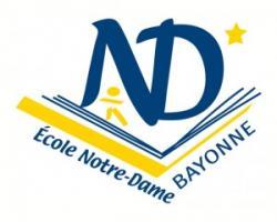 Ecole Notre-Dame à Bayonne, en face du collège.
