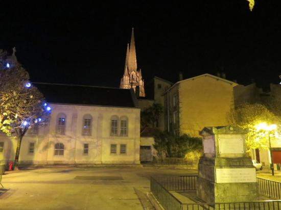 Le collège Notre-Dame à Bayonne